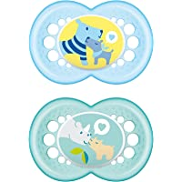 MAM 66172311 - Ciuccio Original in silicone 6-16 mesi, bambino