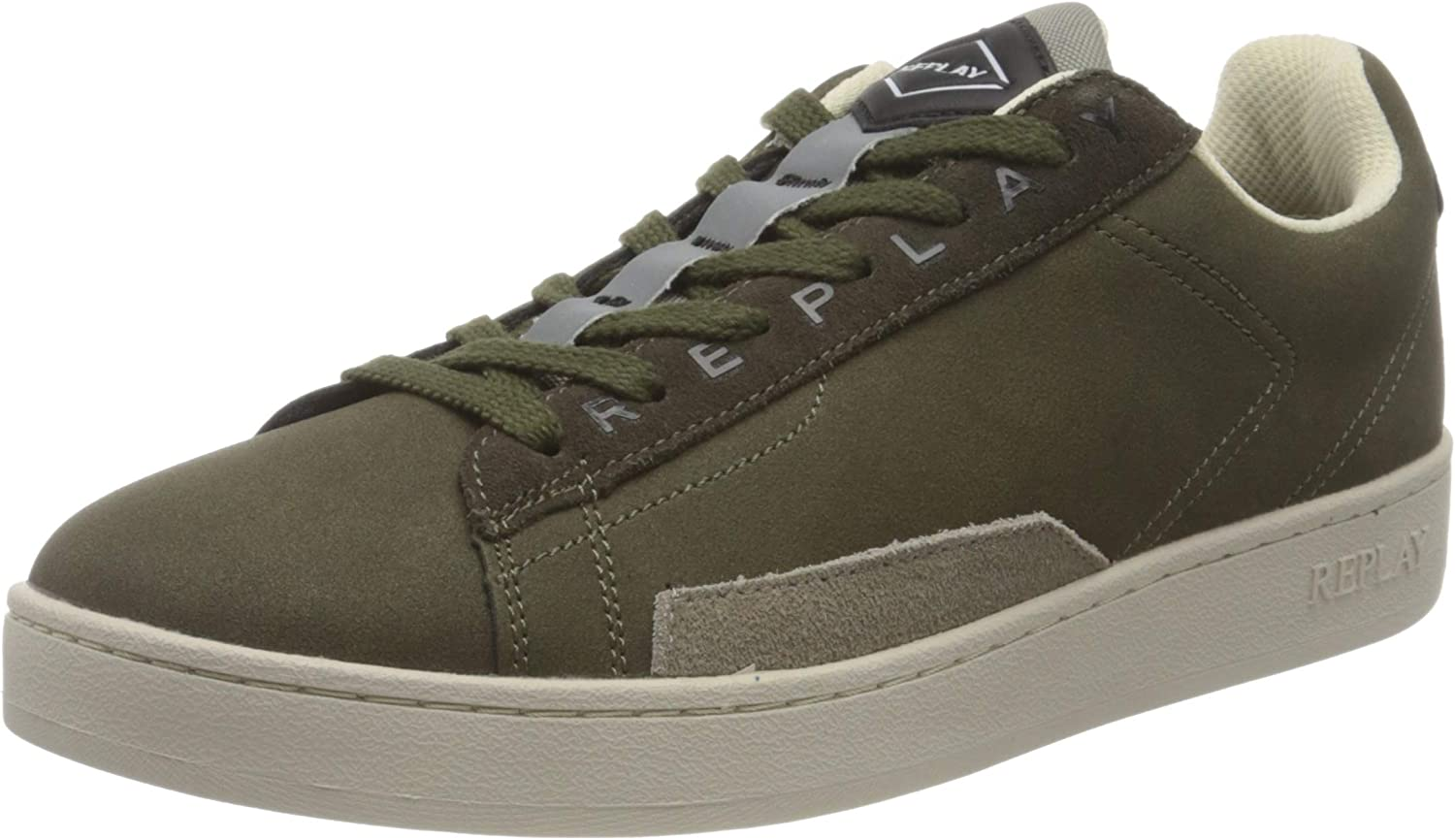Replay Men's Outlet sale feature Low-Top Sneakers Tucson Mall
