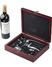 Set di accessori da vino casa e cucina - Accessori vino design ...