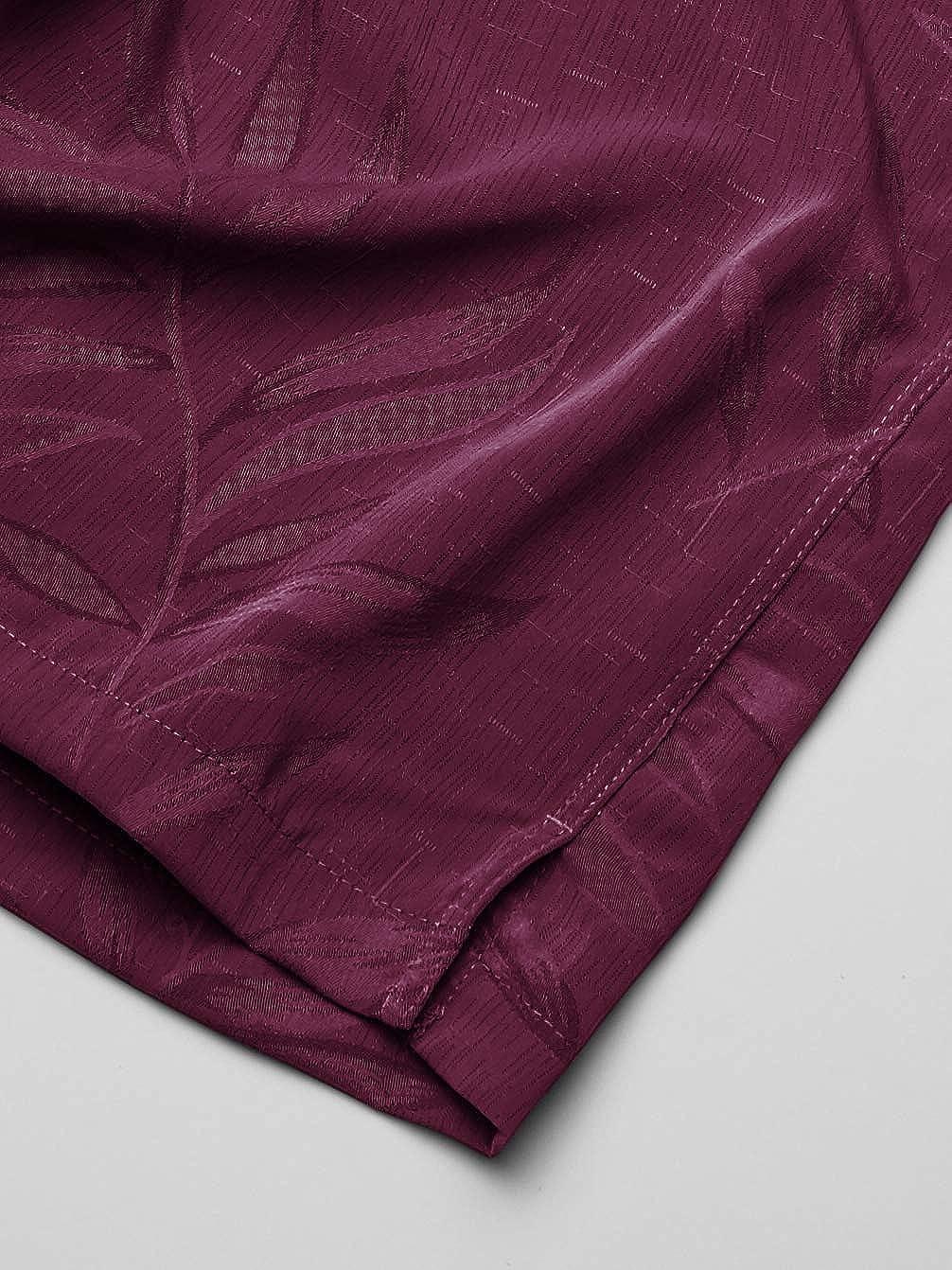 Van Heusen Mens Big and Tall Air Tropical Short Sleeve Button Down Shirt