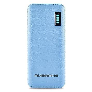 Ambrane P-1133 12500 mAh Power Bank (Blue)