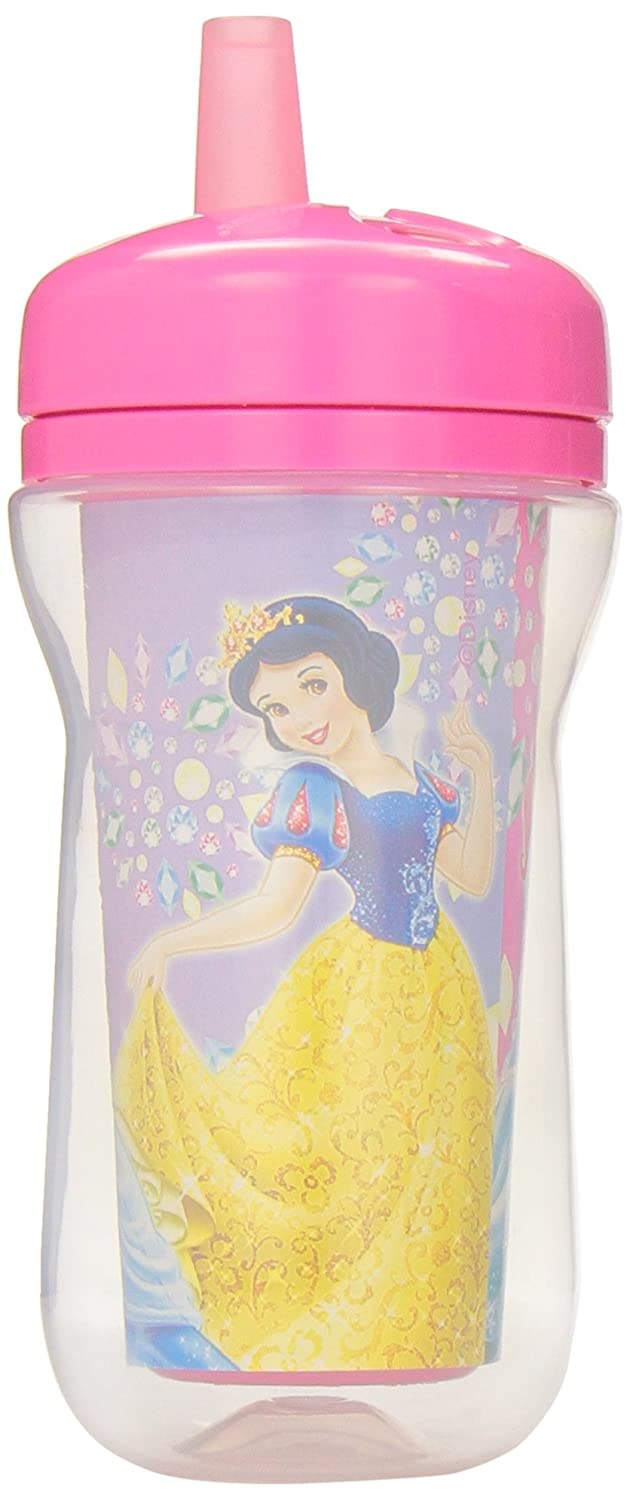 The First Years Insulated Straw Cup Disney Minnie Mouse 9 Ounce
