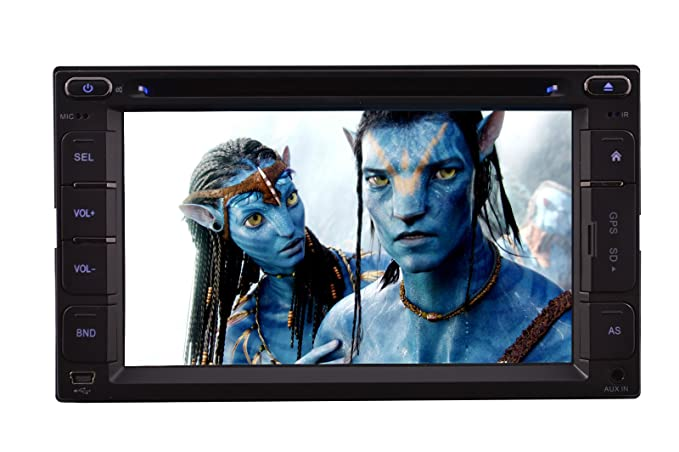 Amazon.com: HONDA ELEMENT 2003-2011 BLUETOOTH CD DVD GPS OE FITMENT IN DASH MULTIMEDIA NAVIGATION RADIO: Car Electronics