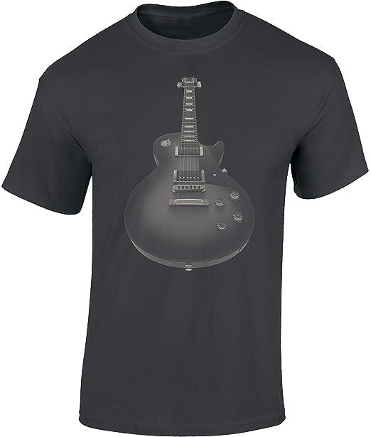 Camiseta: Guitarra eléctrica - Guitar - Guitarrista - Band-a - Grupo - Música Music-al - T-Shirt Hombre-s y Mujer-es - Fan - Rock - Heavy Metal - ...