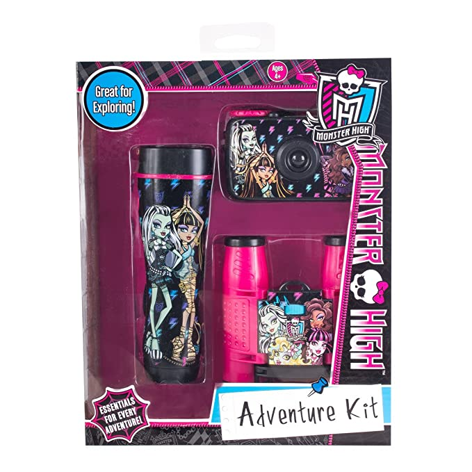 Amazon.es: Monster High Adventure Kit (3 Piece) by My Little Pony ...