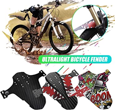 Explopur Defensas de Bicicleta - Ciclismo Guardabarros Bicicleta ...