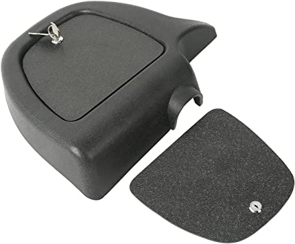 Replaces OEM part:58679-05, 58681-05 XMT-MOTO ABS Lower Fairing Locking Glovebox Doors fits for Harley Davidson Touring 2005-2013