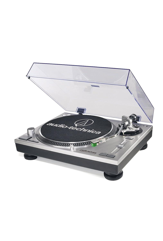 Audio-Technica AT-LP120USBC profesional Direct Drive Tocadiscos ...