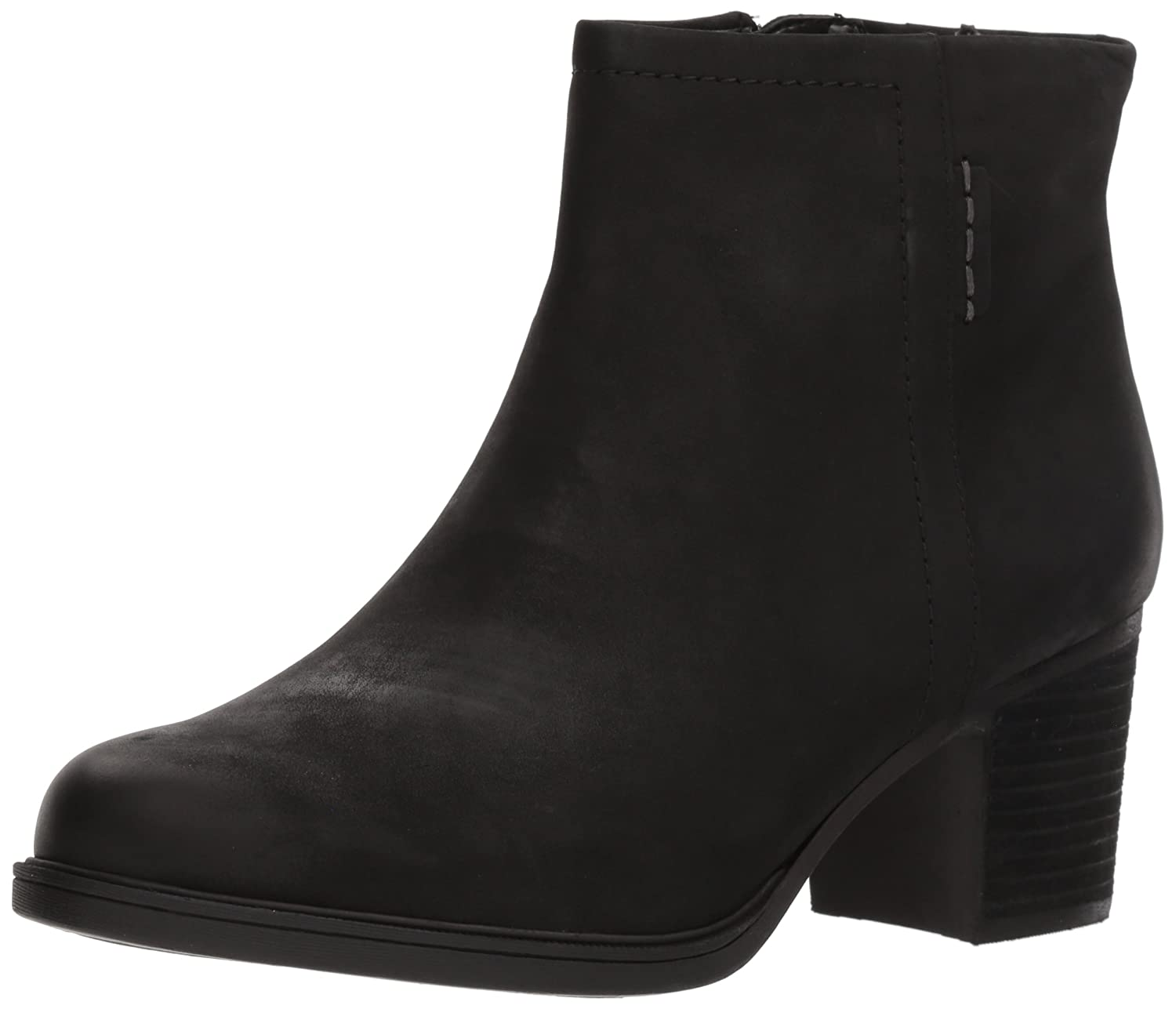 Cobb Hill Women's Natashya Bootie Ankle Boot B01MZIO8E6 7.5 W US|Black Nubuck