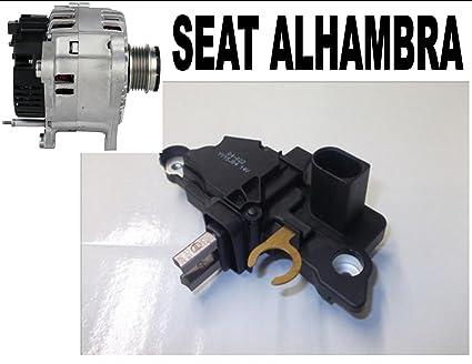 Regulador Alternador para Seat Alhambra 1.8 1.9 TDI 1996 1997 1998 1999 2000-2010