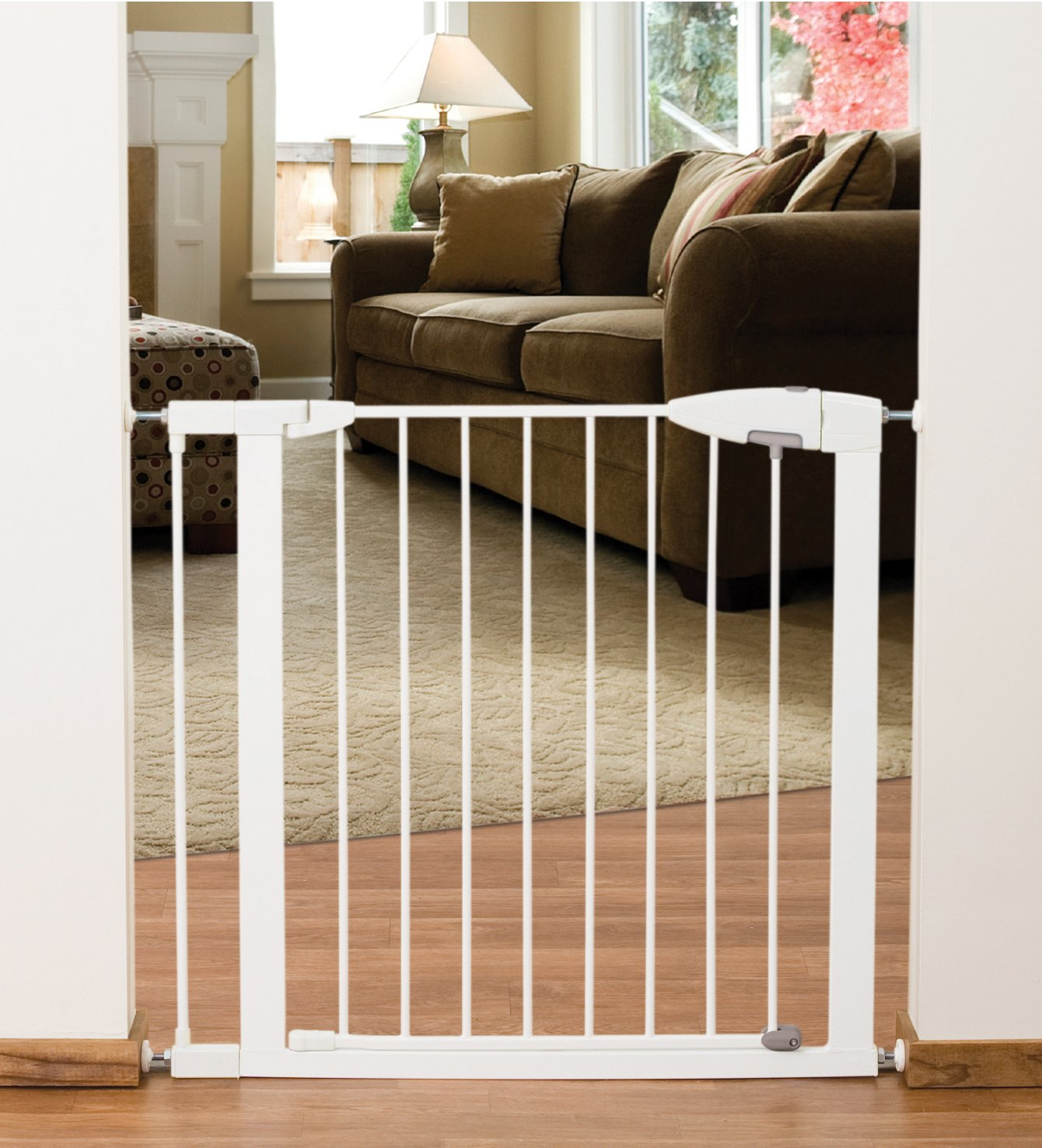 Munchkin Baby Gate Extension White 5 5 Quot 689744402686 Ebay