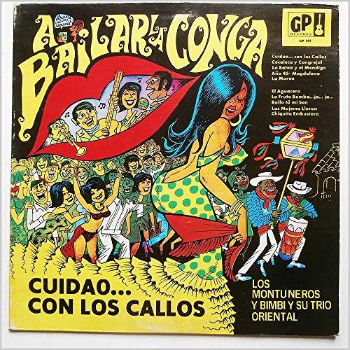 A Bailar La Conga [LP]