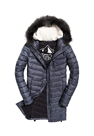 Superdry jacke damen steppjacke