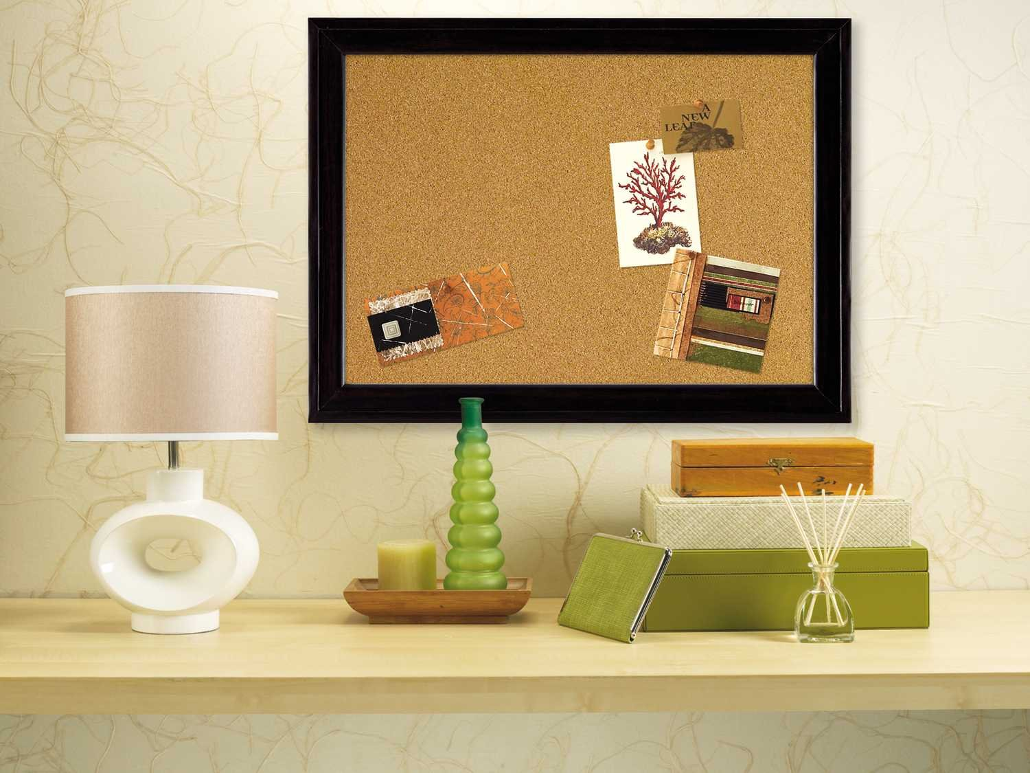 Amazon.com : Quartet Cork Bulletin Board, 11 x 17 Inches, Home Décor ...
