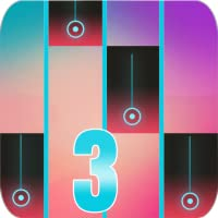 Magic piano Tiles Pink