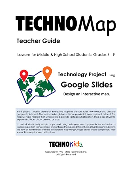 TechnoMap Build An Interactive Or Zoomable Map With