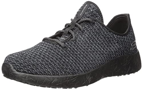 Easy B's - Zapatos de Cordones para Hombre, Color Negro, Talla 45.5