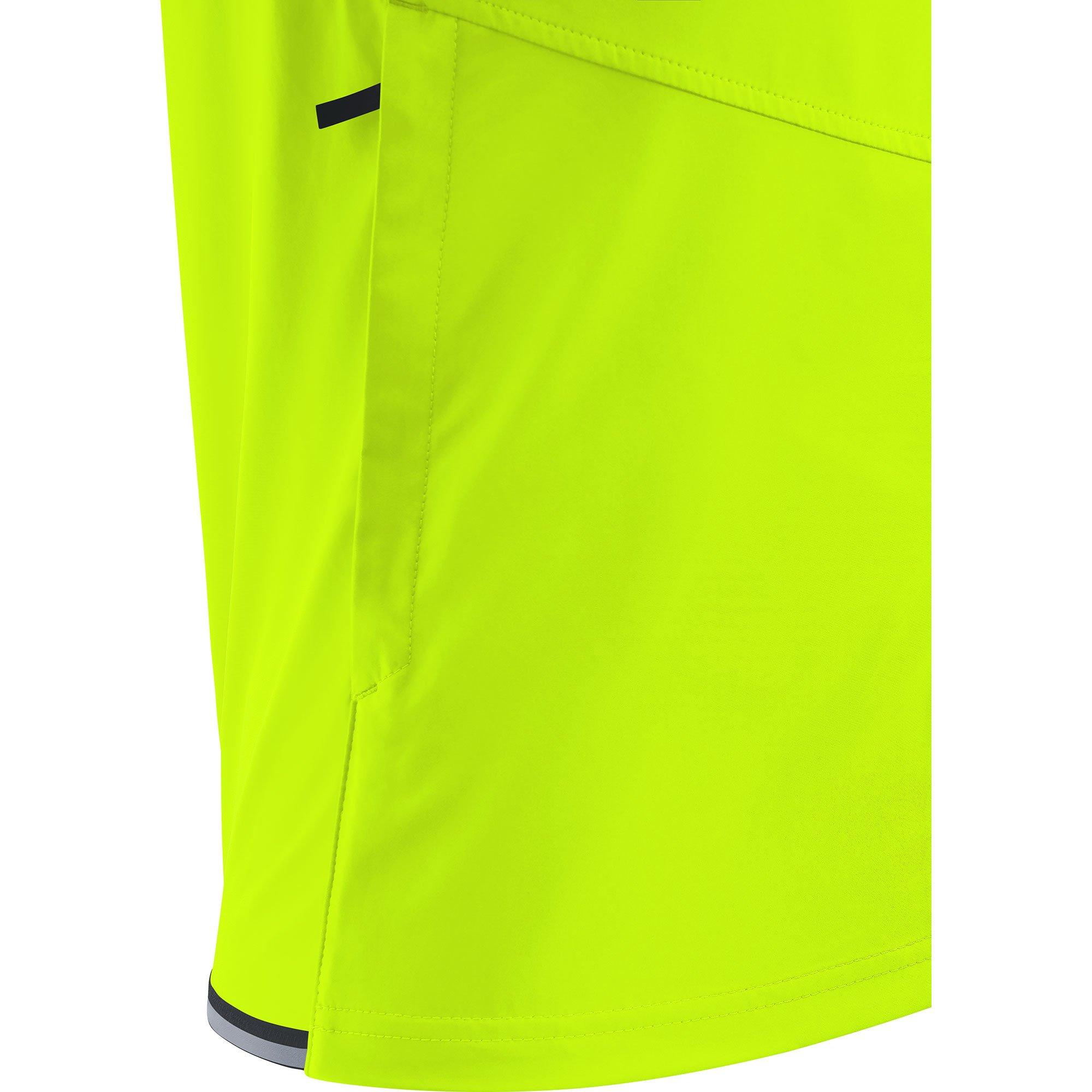 Gore Men's R3 Gws Vest,  neon yellow,  M by GORE WEAR (Image #8)