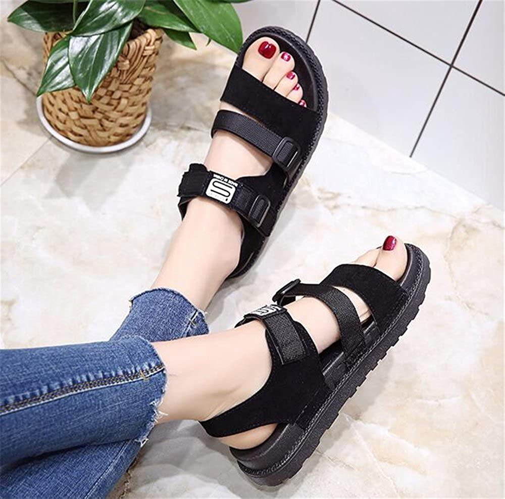 F1rst Rate Womens Summer Must-Haves Fashion Casual Platform Sandals