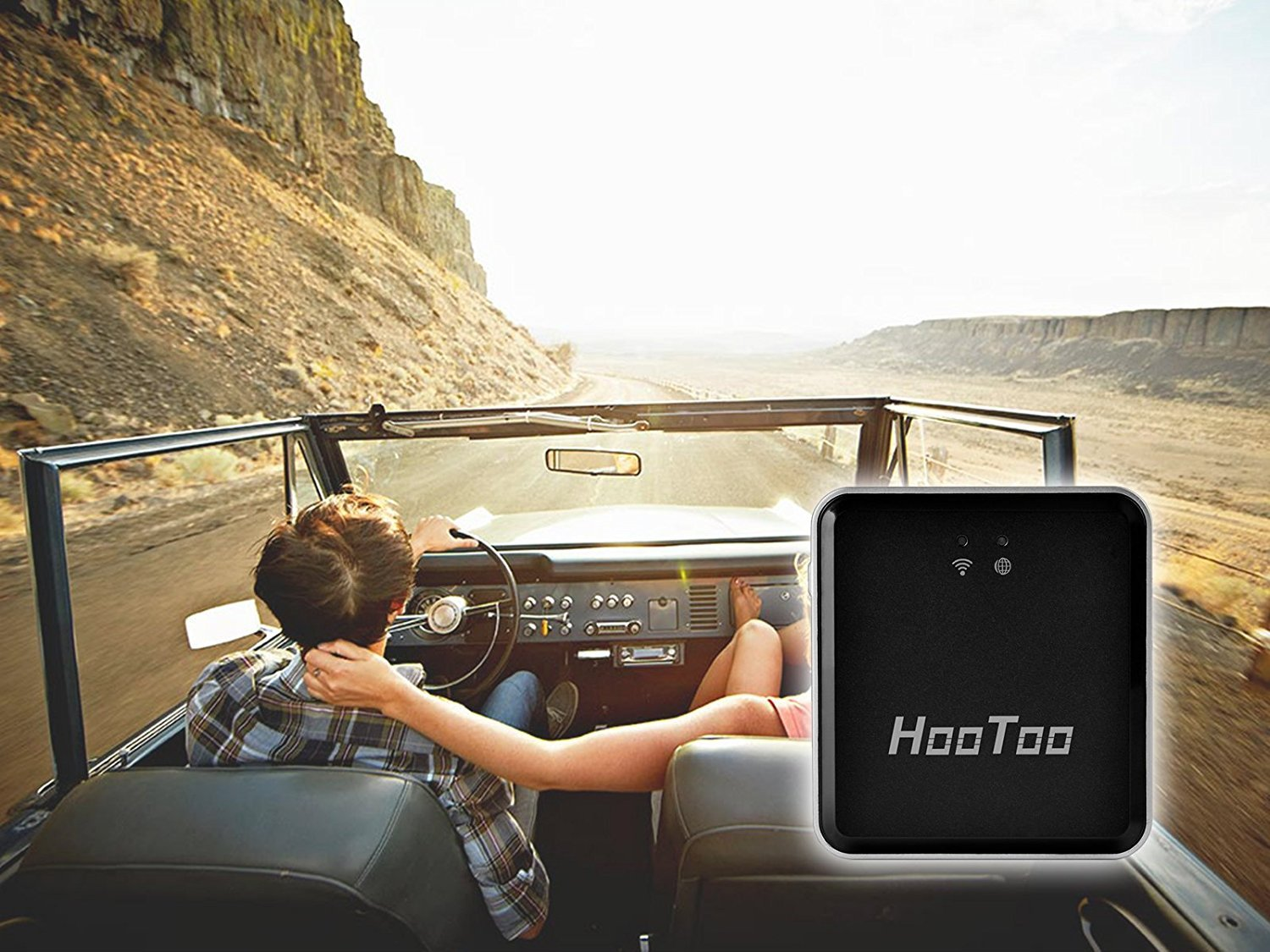 HooToo Wireless Travel Router, USB Port, N150 Wi-Fi Router, USB Powered, High Performance, Mini Router- TripMate Nano (Not a Hotspot) by HooToo (Image #10)