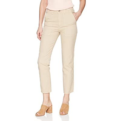 AG Adriano Goldschmied Women's Wes Utilitarian Pant: Clothing