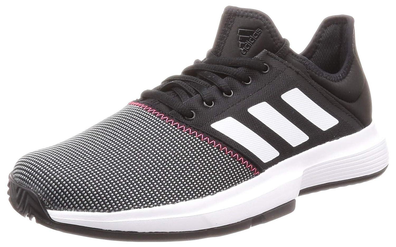 adidas Herren Gamecourt M Tennisschuhe, schwarz, EU