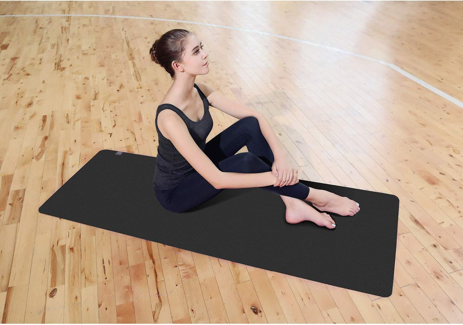 Amazon.com: TOPLUS - Esterilla de yoga plegable 1/16 ...