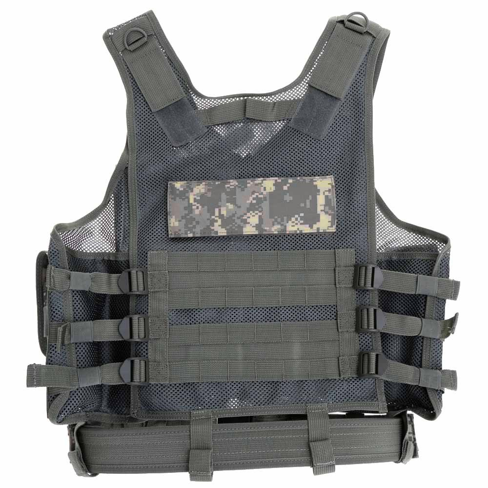 Lixada Protect Cloth Tactical Vest Live-Action Game Survival Wild Outdoor S2B8