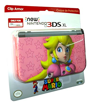 PDP - Cubierta Peach, Color Rosa (New Nintendo 3DS XL ...