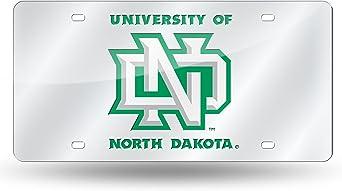 NCAA Rico Industries  Laser Inlaid Metal License Plate Tag Iowa Hawkeyes