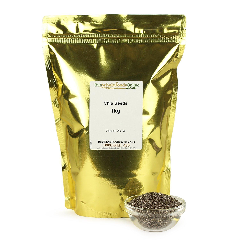 Amazon.com: comprar alimentos integrales semillas de chía ...