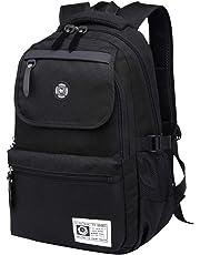 Niceeday School Backpack for Girls School Bag Boys, Laptop Backpack Life Waterproof Hiking Backpack Sports Bag Travel Rucksack Daypack (with A Pen box)