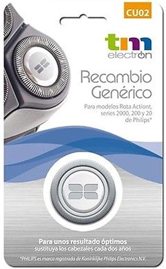 Recambio Generico CU02 para Afeitadoras Philips Recambio Hq-2 ...