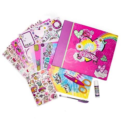 Amazon Jms Kids Scrapbook Kit Album Hobbycraft Scrapbooking