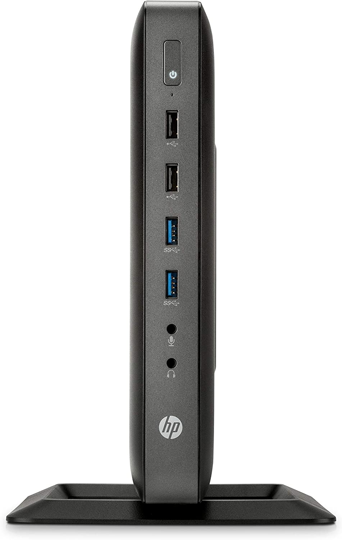 HP t620 Flexible Thin Client - AMD QC GX-415GA 1.5GHz - 4GB RAM - 8GB Flash - Amd Radeon Hd 8330e - Wifi - USB Keyboard & Mouse - Hp Smart Zero