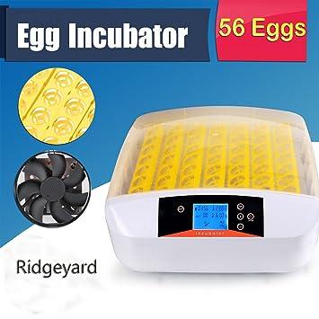 TaiMei Egg Incubator 24 Eggs Automatic Turning Hatching Hatcher Temperature Control Chicken Incubator