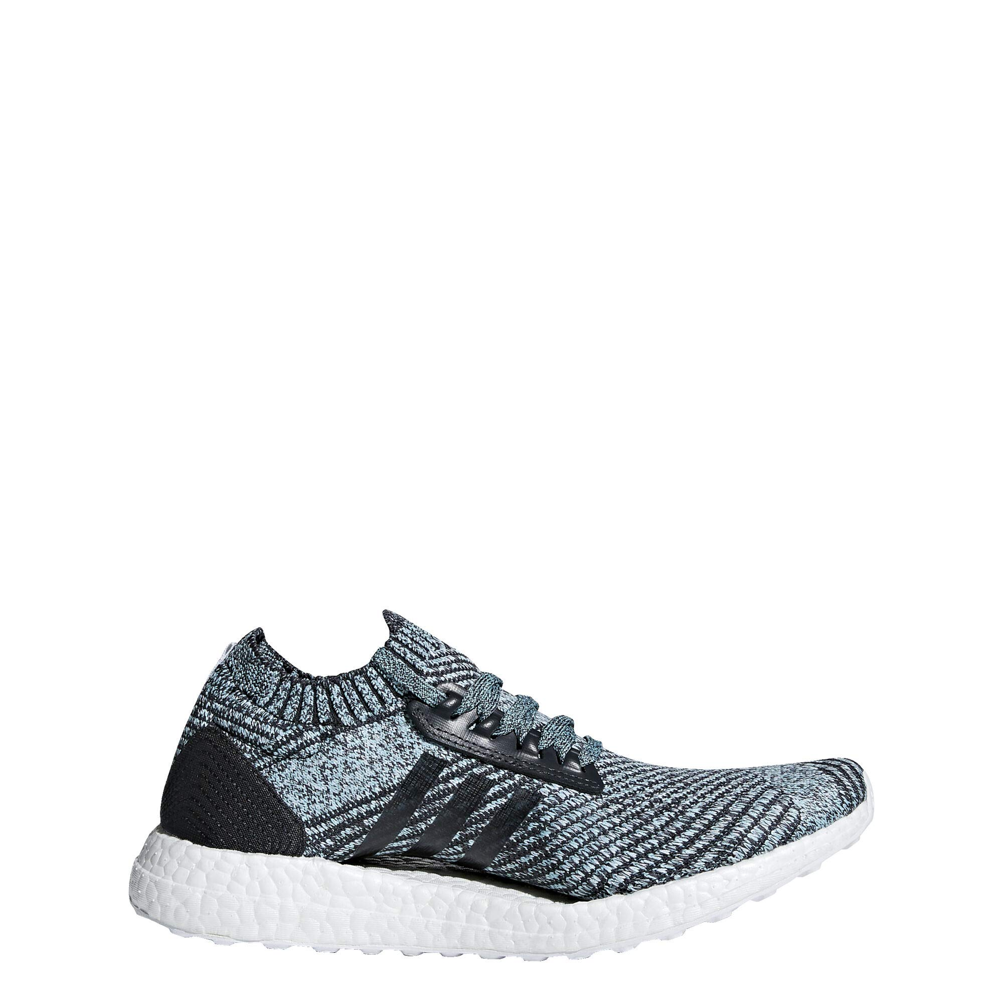 adidas Women's Ultraboost Parley Running Shoe, Carbon s, Blue Spirit s, 11.5 M US by adidas