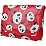 "Honeystore Waterproof Folding Blanket Children Picnic Handy Mat Family Play Mat Kids Cute Cartoon Baby Crawling Pad Cushion Moisture-Proof Lawn Carpet Travel Picnic Rug 70.9"" x 63"""