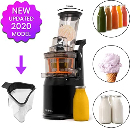 Hot Promo Stainless Steel Automatic Slow Juicer Electric