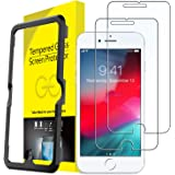 JETech Screen Protector for iPhone 8 Plus, iPhone 7 Plus, iPhone 6s Plus, iPhone 6 Plus, 5.5-Inch, Tempered Glass Film…