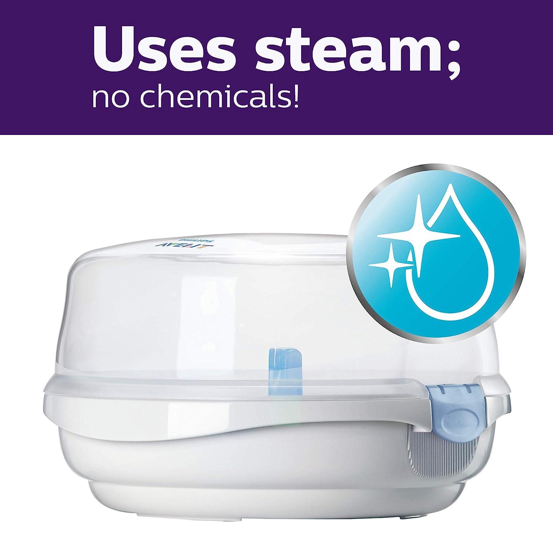 philips avent microwave steam steriliser scf281 02
