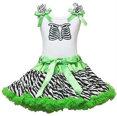 Vestido de Halloween con Estampado de Esqueleto, Camisa Blanca ...