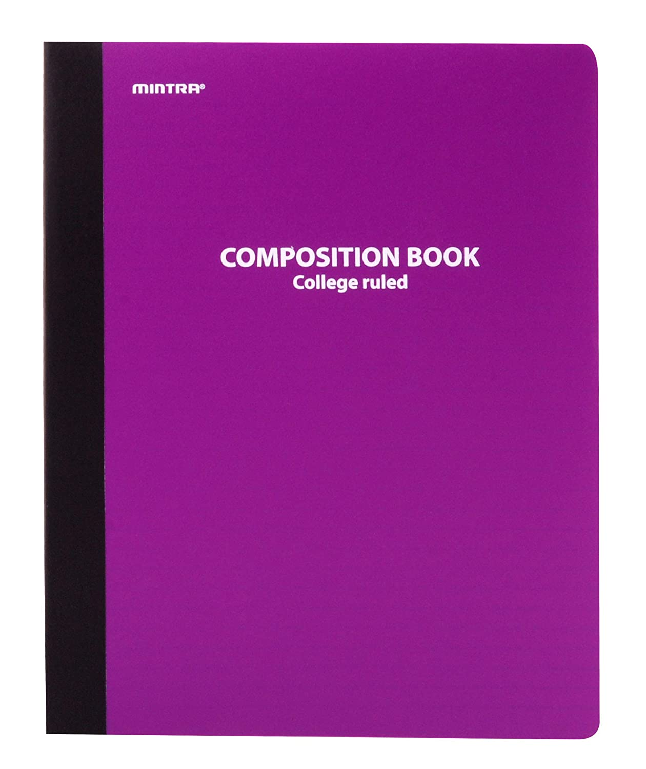 24 units Mintra Office Composition Books Creative Grade K-2 Primary Ruled Notebooks 6-4pks Hardcover