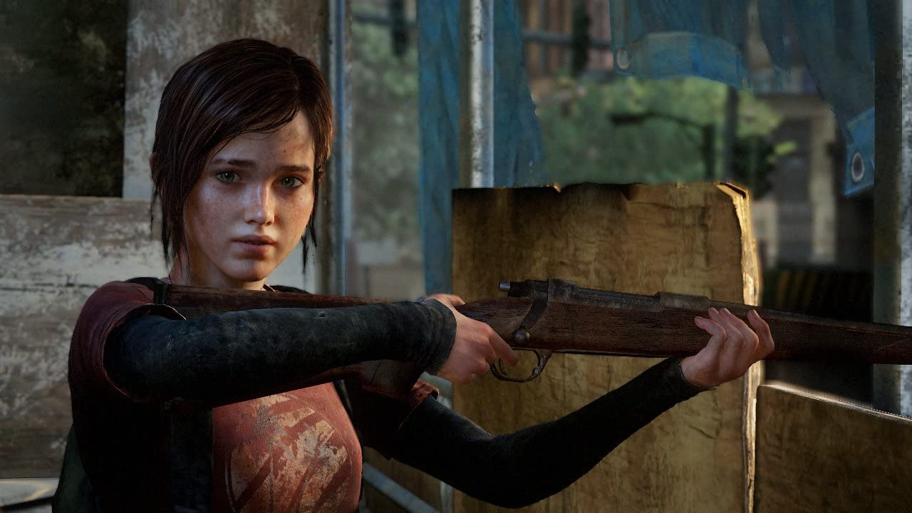 Amazon.com: The Last of Us Remastered - PlayStation 4: Sony ...