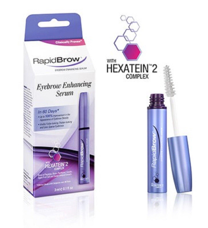 Amazon Rapidlash Eyelash Enhancing Serum 01 Fl Oz Beauty