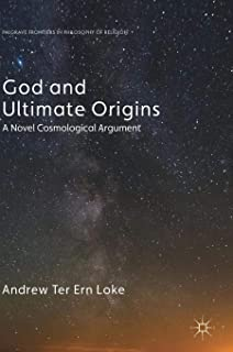 Amazoncom The Kalam Cosmological Argument Volume  Philosophical  God And Ultimate Origins A Novel Cosmological Argument Palgrave Frontiers  In Philosophy Of Religion