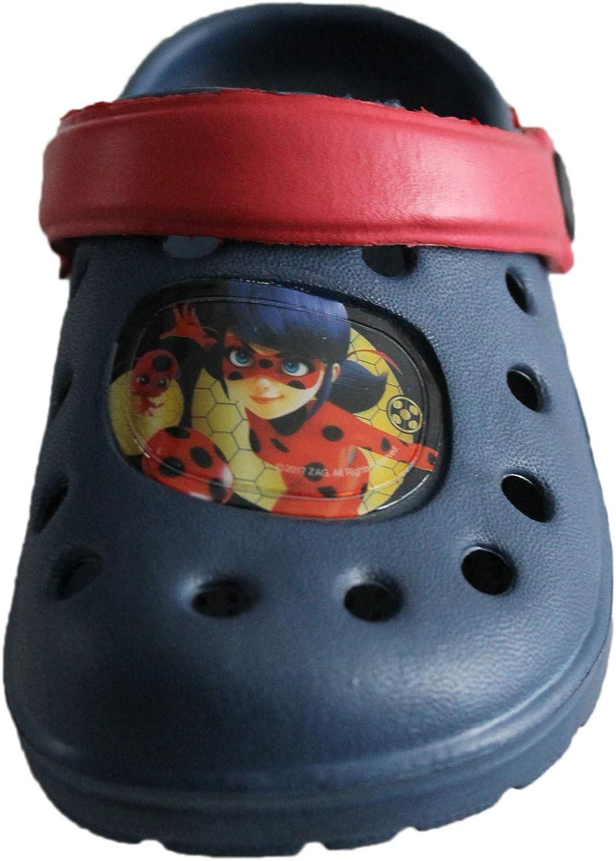 zag-Sabots Miraculous Ladybug-Bleu-Fille
