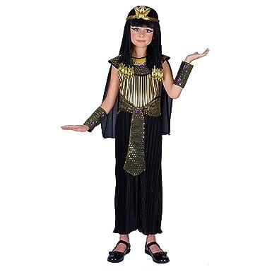 Agyptische Konigin Kleopatra Verkleidung Fur Madchen Fasching