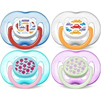 PHILIPS AVENT Soother Fashion, 6-18 Month