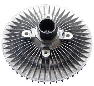TOPAZ 2736 Cooling Fan Clutch for Jeep Dodge 3.7L 4.0L 4.7L 5.9L